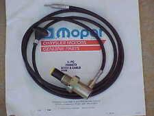 1968 69 70 71 72 73 74 NOS MoPar Antenna CABLE Cuda Charger Fury 300 Road Runner