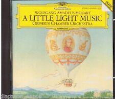 Mozart: A Little Light Music / Orpheus Chamber Orchestra- CD
