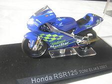 1/24 HONDA RSR 125 Toni Elias  2001