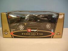 1:18 Sale Bburago Gold Collection BLACK 1995 FERRARI F50 Die-cast