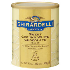 Ghirardelli White Chocolate Powder 3 lb