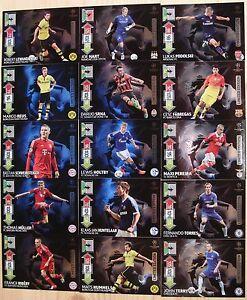 Panini Champions League 12/13 2012/2013 Limited Edition aussuchen limitierte