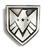 NEW THE AVENGERS AGENTS OF S.H.I.E.L.D SHIELD BADGE INSIGNIA-38033