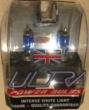 H10 ULTRA POWER BULBS H10 XENON BULBS UPGRADE ULTRA H10 POWER BULBS 5000k