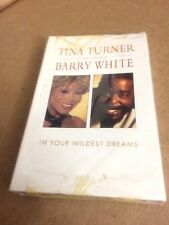 TINA TURNER BARRY WHITE IN YOUR WILDEST DREAMS FACTORY SEALED CASSETTE SINGLE 2