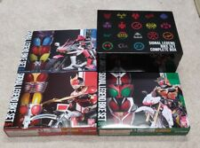 Kamen Rider Drive Gashapon Shift Car Premium Signal Legend Bike Set Complete Box
