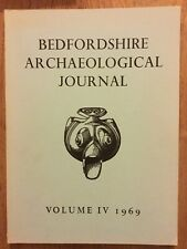 Bedfordshire Archaeological Journal, Volume IV 1969