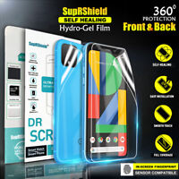 For Google Pixel 4 XL 4A SupRShield HYDROGEL Screen Protector (Front /Back)