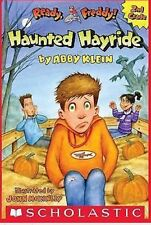 Ready, Freddy! 2nd Grade Haunted Hayride #5 by Abby Klein NEW Paperback Gr 1-3