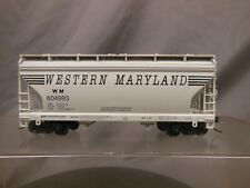 HO SCALE WESTERN MARYLAND 604993 ACF CENTER FLOW HOPPER