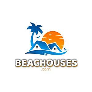 Beachouses.com - Domain Name   Brandable   Real Estate, Home, Travel, Vacation