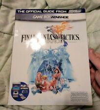Final Fantasy Tactics Advance Strategy Guide