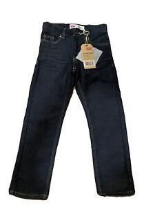 BNWT Levis 511 boys Slim Fit Jeans Size 6 REG