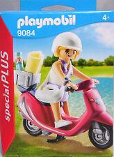 Playmobil Special Plus 9084 Strand-Girl mit Roller Handtasche Uhr Handtuch  NEU