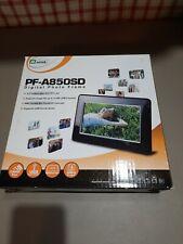 "Mustek PF-A850SD 8.5"" Digital Picture Frame"