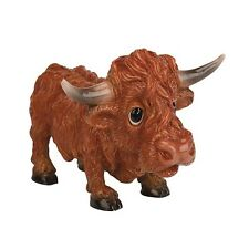 Little Paws 3033 Hogan the Highland Cow Figurine