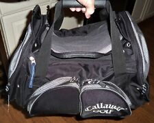 Callaway Golf Travel Bag Tote Carry-On Duffel Gym Sports Multiple Compartments