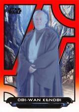 Star Wars Galactic Files (2018) ORANGE PARALLEL BASE ESB-25 / OBI-WAN KENOBI