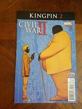 Civil War II: Kingpin #2 Free Ship at $49+