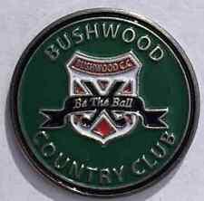 Caddyshack Bushwood CC Golf Ball Marker You'll get nothing and Like it!