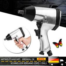 Druckluft Schlagschrauber Set 17tlg 340Nm Luftdruck Druckluftschrauber Schrauber Schlagschraubersatz