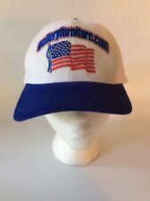 Houston Strong - Gallery Furniture VTG - Mattress Mack - Hat Cap - American Flag