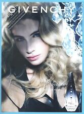 Givenchy ANGEL OR DAEMON she alone knows perfume Print Ad