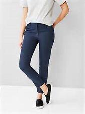 Gap Women's Deep True Navy Skinny Crop Pants Size 8 Regular
