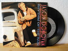 "7"" Single - JASON DONOVAN - Rhythm Of The Rain - PWL 1990 France - Ungespielt!"