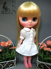 C.C.T Middie Blythe doll outfit lace one-piece dress c-mb-049