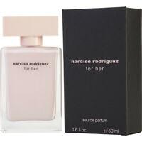 Narciso Rodriguez for Her Edp Eau de Parfum Spray 50ml NEU/OVP