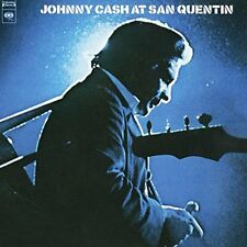 Johnny Cash - At San Quentin LP Vinile COLUMBIA/LEGACY