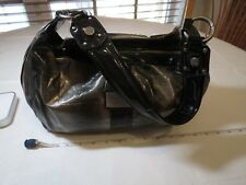fa3b519bacf4 Simply Vera Wang purse handbag bag shoulder grey silver black GUC HOBO  satchel
