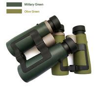 8x42 10x42 11pices lens ED binoculars waterproof metal body hunting telescope