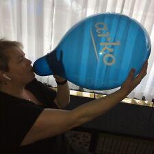 "50 große arko kristallblaue Luftballons, Balloons, Palloncini, Globos Belbal 14"""