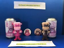 Funko Soda Can Franken Berry Chase Vinyl Figure Limited Edition 1/1200  + Common