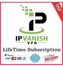 IPVanish VPN Premium LIFETIME SUBSCRIPTION Warranty Fast Delivery