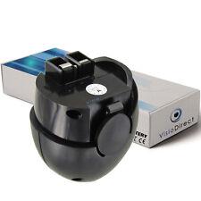Batterie 4.8V 2000mAh pour Metabo Powergrip 2 Powermaxx Powergrip lampe, torche