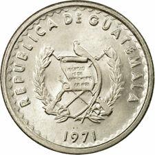[#538542] Coin, Guatemala, 5 Centavos, 1971, AU(55-58), Copper-nickel, KM:270