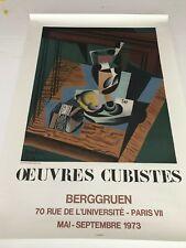 Juan Gris, Nature Morte Abstract (1916), Gallerie Berggruen, 1973