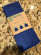New Norwex Dish Cloth Set Of 2 Blue Cloths