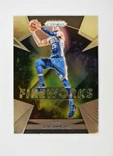 2018-19 Panini Prizm Fireworks #22 Ben Simmons