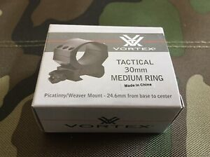Vortex Tactical 30mm Medium Ring