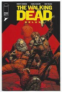 Walking Dead Deluxe #21 2021 Unread David Finch Main Cover A Image Comic Book