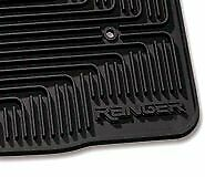 Genuine Ford Floor Mats All Weather Set 6L5Z-1313300-A