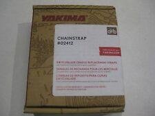 Yakima Chainstrap Pair #02412 New in Box