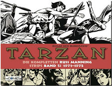 Tarzan: Die kompletten Russ Manning Strips Band  5  Bocola Neuware