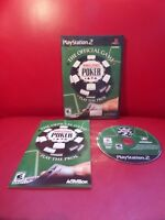 World Series of Poker (Sony PlayStation 2, 2005)