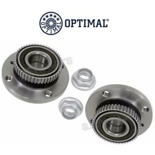 NEW BMW E30 318i 325i Set of Front Left and Right Wheel Hub with Bearing OPTIMAL