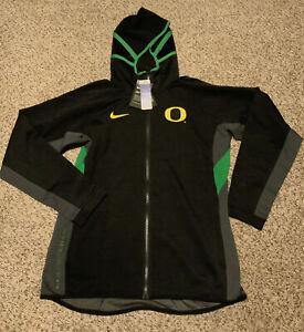 Nike Oregon Ducks Full Zip Dri-Fit Showtime Hoodie 2020 Men's Size: XL NWT